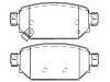 Brake Pad Set:BAY0-26-43ZA
